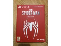 Marvel's Spiderman Special Edt | PS-4