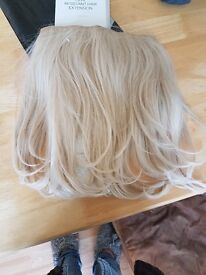 Stranded Blonde Hair Extensions