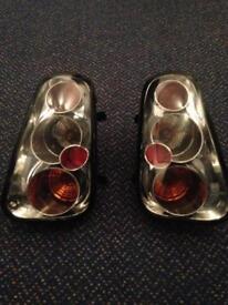 Mini Cooper r53 rear lights