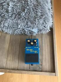 Keeley Modified Boss Blues Driver