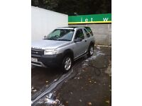 Nice Freelander px welcome