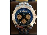 Breitling chronomat41 Gold & Steel