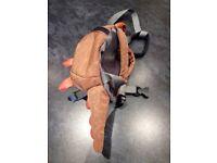 LittleLife rucksack for toddler - dinosaur (detachable reins) . Excellent condition