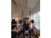 Music Production Tuition | LOGIC X | ABLETON | PROTOOLS