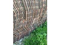 ACME SINGLE CAMBER RECLAIMED ROOF TILES