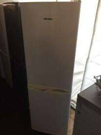 Bush white good looking frost free A-class fridge freezer