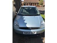 53 Plate Ford Feista 1.4