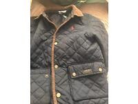 Ralph Lauren coat boys