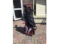 Ben Sayers Left Handed Golf Set