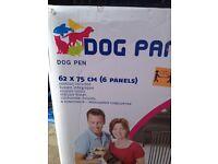 SAVIC LUXURY PET CAGE DOG PARK DELUX.