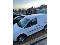 Volkswagen, CADDY, Panel Van, 2009, Manual, 1896 (cc)