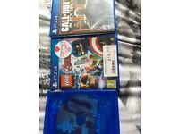 PS4 games gtaV lego b.o