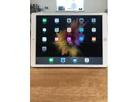 Gold iPad Pro 12.9 inch Wifi and Cellular 128GB