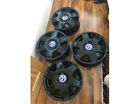 VW Seat alloys 5x100 stud 16 inch new