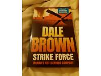 Dale Brown strike force paperback