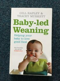 Book Baby led weaning
