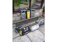 A Selection of Radio detection Tracing Equipment working or in need of minor repair.