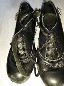 Irish dancing hard shoes Size 13