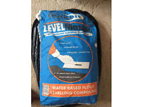 Bond It Level Master Water Based Floor Self Levelling Compound 20kg Bag Unopened