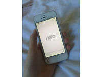 iPhone 5 - Silver Model - Mobile Network Unlocked - Great Condition!!!