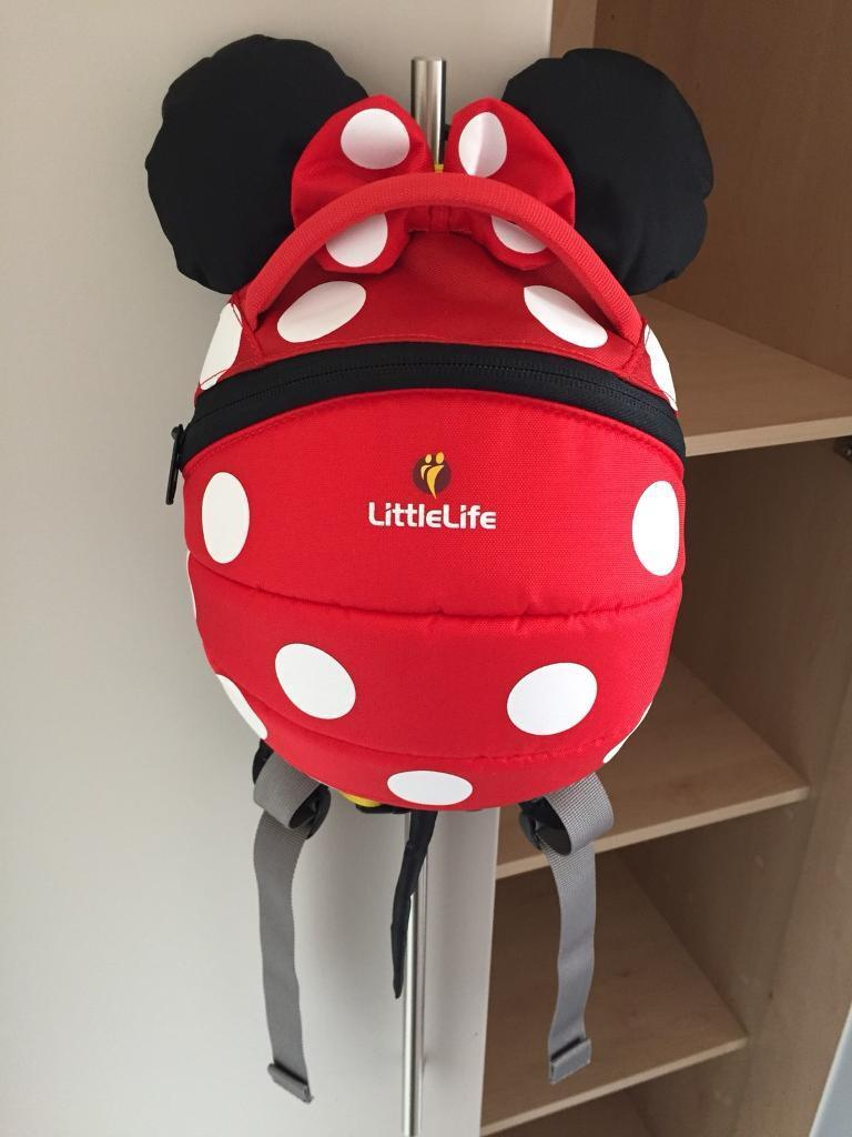 873bb68cfe Toddler back pack with reins.