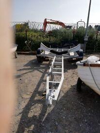 Yard Car Boat trailer/Cradle