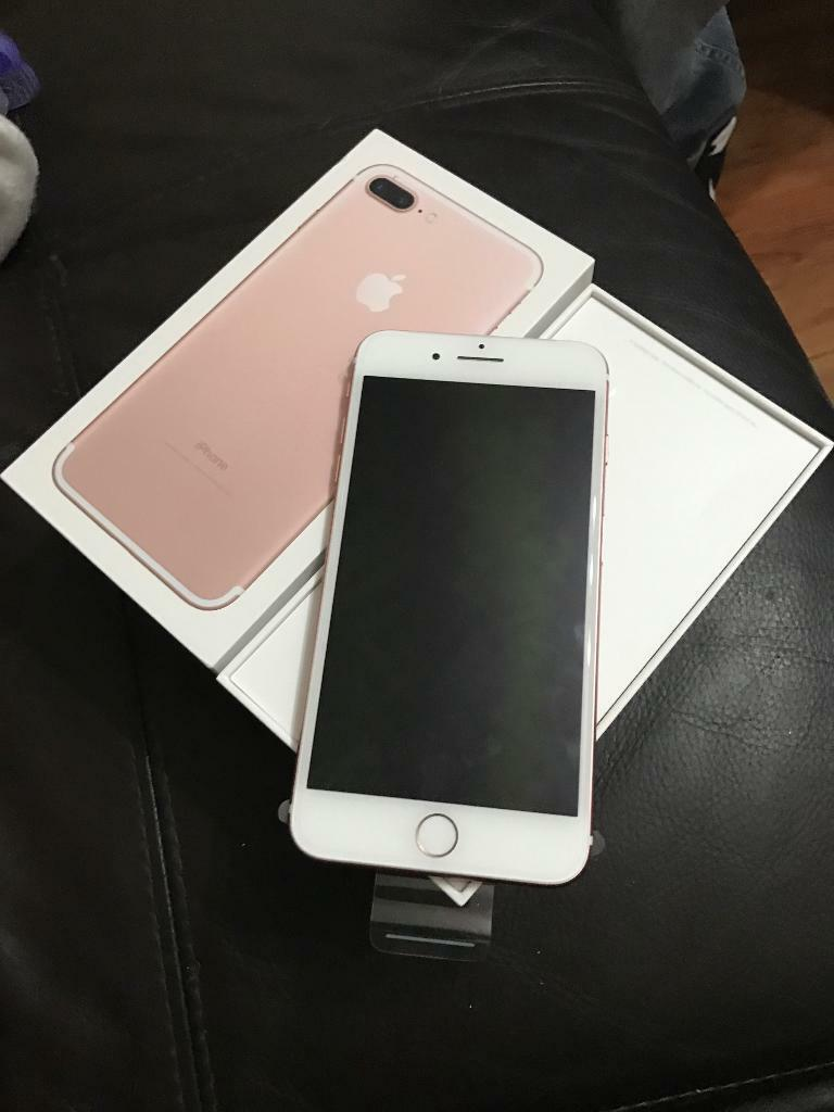 iphone 7 for sale iphone 7 plus gold 128 for locked to ee in 15155