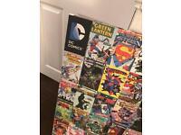 """Brilliant Giant 36"""" x 24"""" DC Comics Canvas Wall Art"""