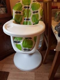 Apple cosatto high chair