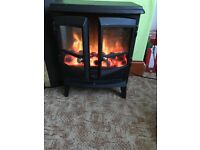 **Optiflame Stove, heating, electric fireplace,