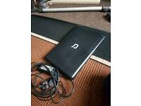 Laptop compaq with charger