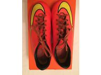 Nike Mercurial football/rugby boots