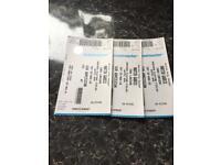3 Martin Garrix Tickets