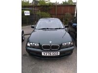 1999 BMW 328i for spares or repair