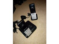 Digital Cordless Telephone & Answering Machine. DECT . Twin set. Siemens Gigaset. Perfect Condition
