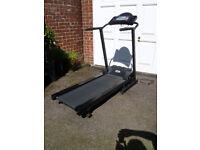 Carl Lewis Fitness motorized treadmill