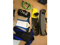 Ronix Wakeboard and accessories