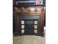 Beautiful fire surround for sale