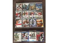 Ps3 and Ps2 games