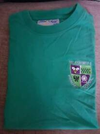 The Canons PE shirt