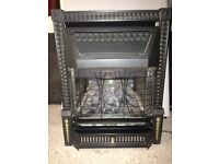 Real Flame Coal Effect Gas Fire