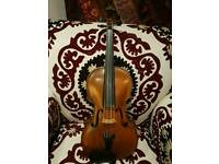Barry Oliver Violin with authentication
