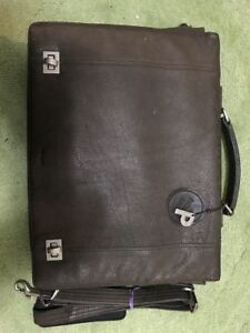 Picard, German Pure Leather Briefcase