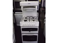 PARKINSON COWAN GAS COOKER WITH EYE LEVEL GRILL +FREE BH ONLY POSTCODES DELIVERY & 3 MONTHS GUARANTE