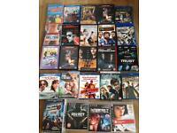CDs dvds games