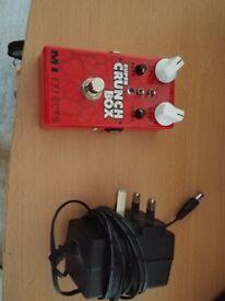 Super Crunch Box Guitar Pedal