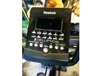 REEBOK ZR9 9kg Magnetic Flywheel 32 Level Cross Trainer / Elliptical