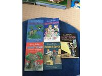 Secret Seven Books set of 5