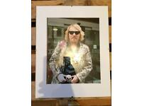 Signed/Framed Keith Lemon Picture