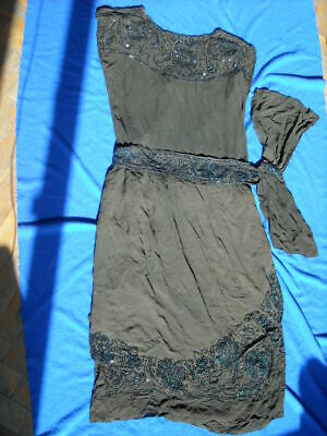 Dresses From The 20s (1920'S Antique Stage Props Dress from the Yiddish Theatre in New York)